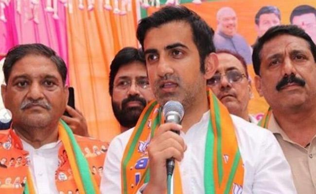 Gautam Gambhir wins from East Delhi constituency - Sakshi