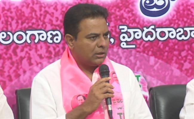 KTR Respond On Telangana Lok Sabha Results - Sakshi