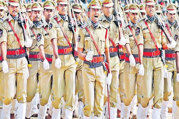 New lessons for upcoming police - Sakshi
