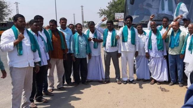 Nizamabad Farmer Got 787 Votes In Varanasi - Sakshi