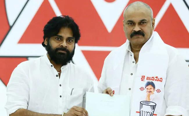 Pawan Kalyan and His Brother Nagababu Big Defeat In AP Election Results 2019 - Sakshi
