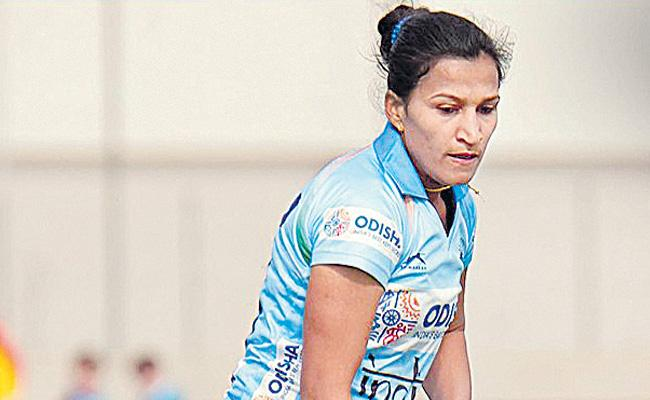 Indian womens hockey team beat South Korea 2-1 - Sakshi