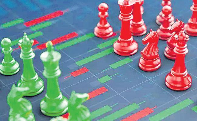 Stock market update: 52 stocks hit 52-week lows on NSE - Sakshi