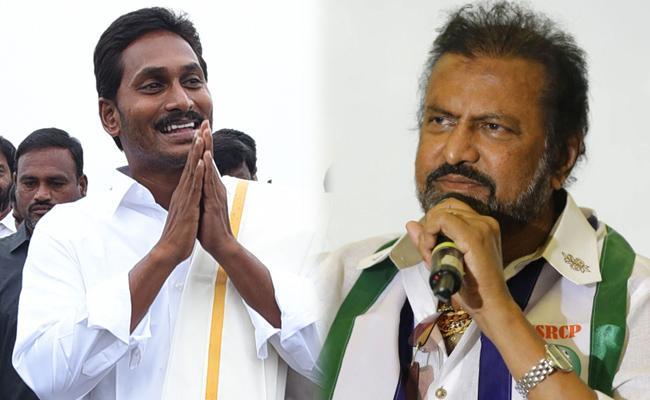 Mohan Babu Wishes To YS Jagan Over Andhra Pradesh Election Results 2019 - Sakshi
