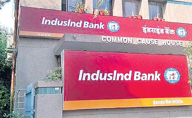 IndusInd's Q4 profit falls on higher provisions - Sakshi