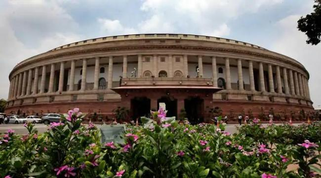 New MPs to be lodged in Western Court, state Bhavans - Sakshi