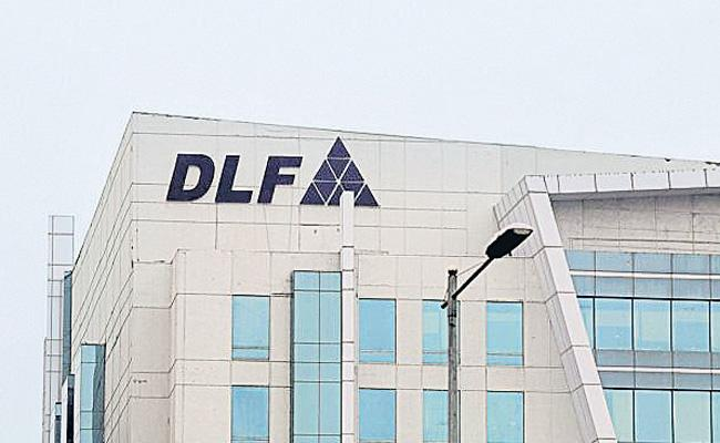 DLF shares surge nearly 6% on March quarter earnings - Sakshi
