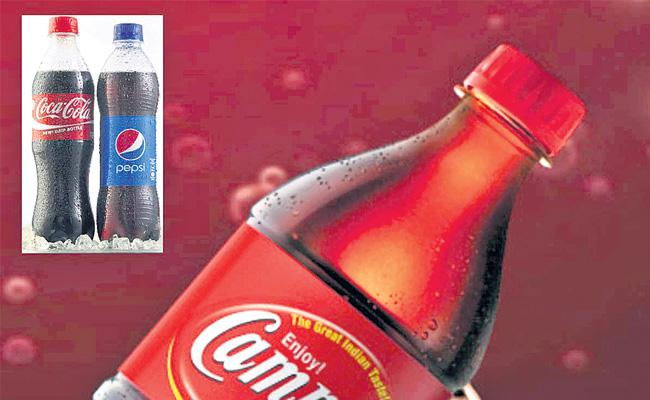 Cam cola focus on expansion across the country  - Sakshi