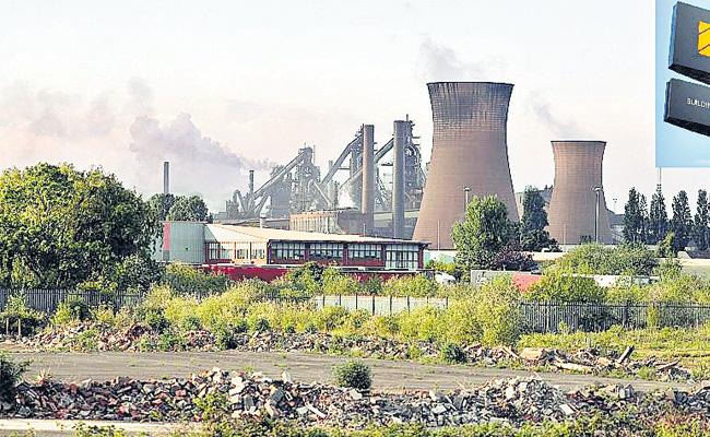 British Steel facing bankruptcy within days - Sakshi