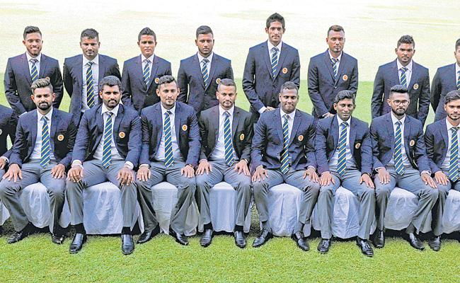 Sri Lanka seek to set right dubious bilateral series record - Sakshi