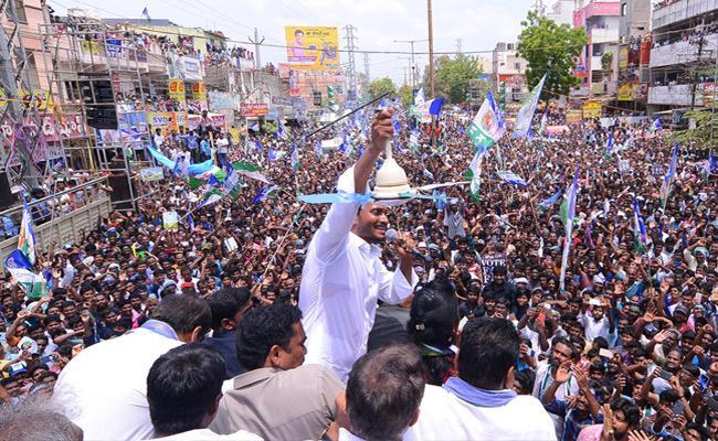 YS Jagan Mohan Reddy Leader Behind Huge Victory In AP Election Results 2019 - Sakshi