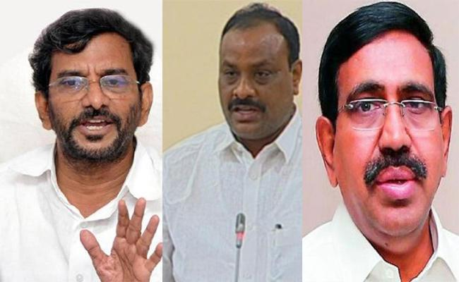 Andhra Pradesh Election Results 2019 Flop Show By Ministers - Sakshi