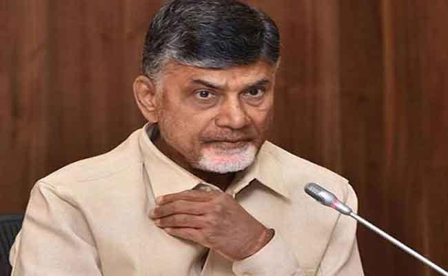 Chandrababu Resigns as a Chief Minister of Andhra Pradesh - Sakshi