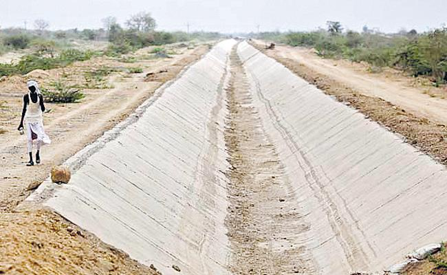 Telangana Government Special Focus On Irrigation Projects - Sakshi