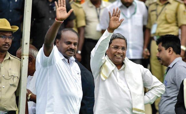 Congress Looking Good Bye to JDS in karnataka - Sakshi