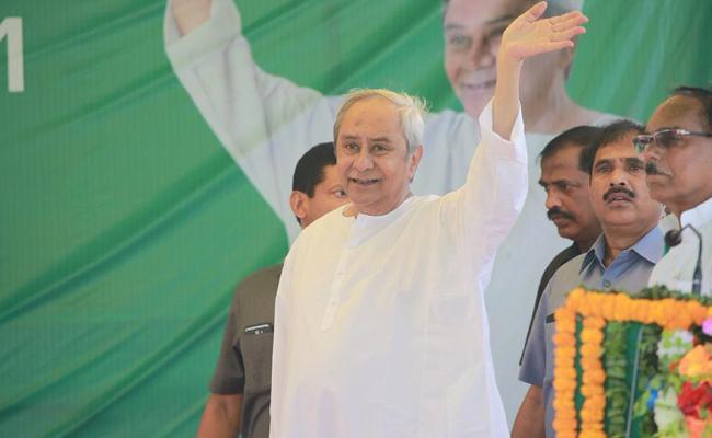 Naveen Patnaik Bleeding In Odisha Assembly Elections - Sakshi