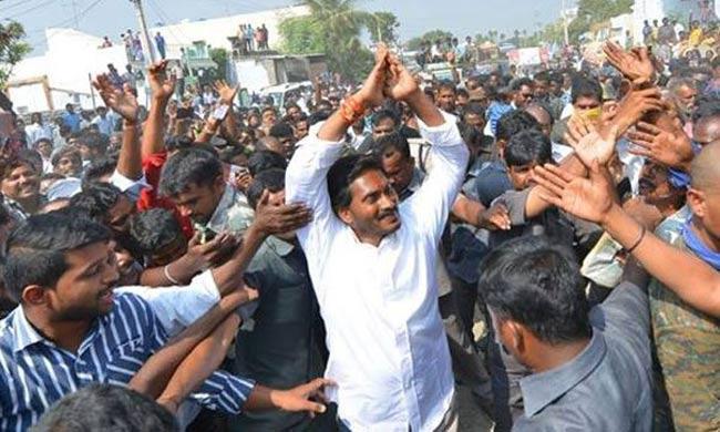 Padayatra Way To Success For Telugu Leaders - Sakshi
