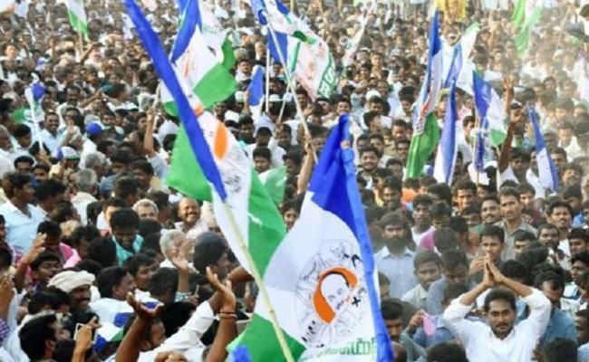 YSRCP leads AP Lok Sabha Election Results 2019 - Sakshi