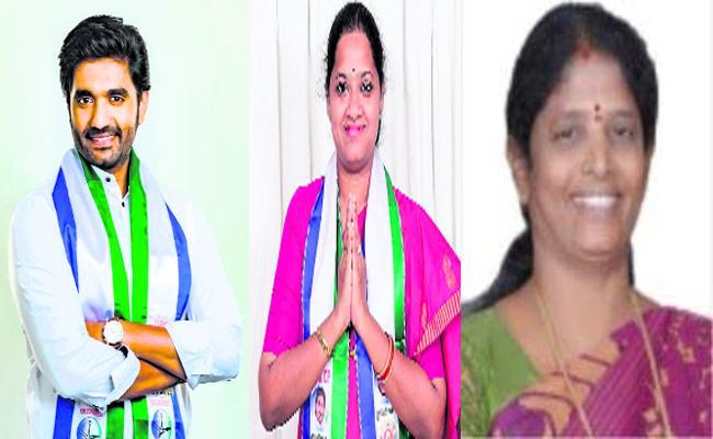 East Godavari Distrct Parliament Winners - Sakshi