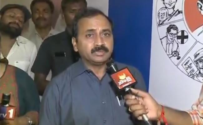 RK Reacts On Nara Lokesh Lost in Mangalagiri  - Sakshi