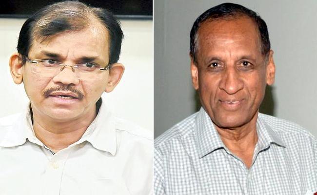 AP CEO Gopalakrishna Dwivedi Seeks Governor Narasimhan Appointment - Sakshi