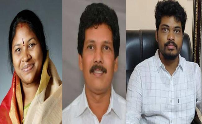 visakhapatnam People Who Refused Defiance MLAs - Sakshi