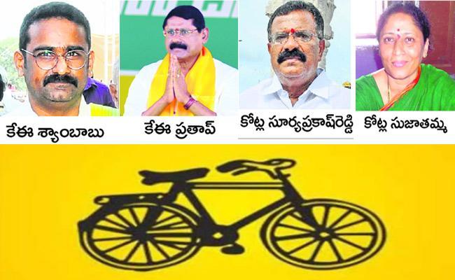 AP Election Results Kotla Surya Prakash Reddy And His Wife Defeated - Sakshi