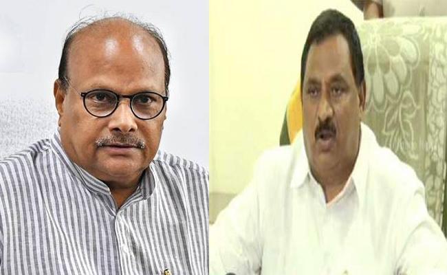Tdp Seniors Lost In Elections - Sakshi