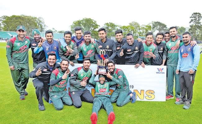 World Cup 2019  special article to bangladesh - Sakshi