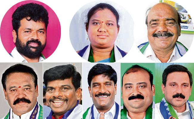 AP Election Results Common People Elected As Public Representative - Sakshi