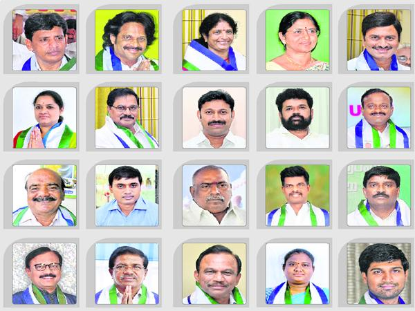 Huge Defeat To Chandrababu And TDP In Lok Sabha Seats - Sakshi