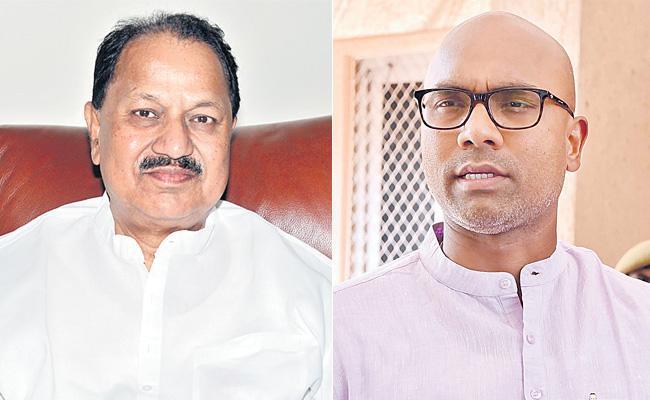 Arvind Dharmapuri likely to win by handy margin - Sakshi