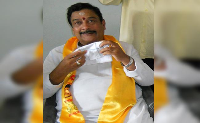 Kala Venkatrao Lost In 2019 AP Elections - Sakshi