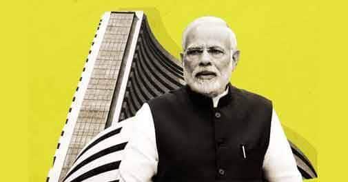 SensexNifty Soar day after PM Narendra Modi Retains Power - Sakshi