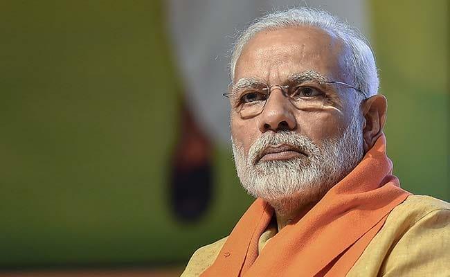 Narandra Modi Drops Chowkidar Prefix From Twitter Profile - Sakshi