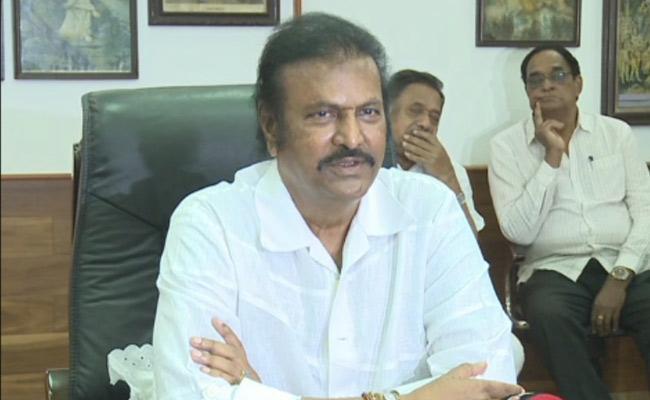 Mohan Babu Praises YS Jagan Mohan Reddy - Sakshi