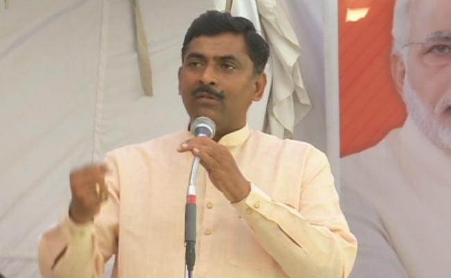 BJP Winning Meeting In Hyderabad - Sakshi