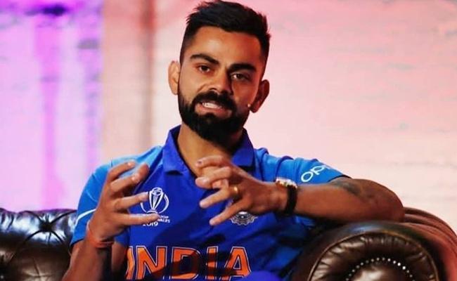 World cup 2019 Virat Kohli Chooses Du Plessis - Sakshi