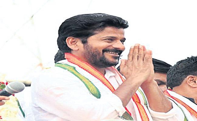 Congress Party Leader Revanth Reddy Won in Malkajgiri - Sakshi