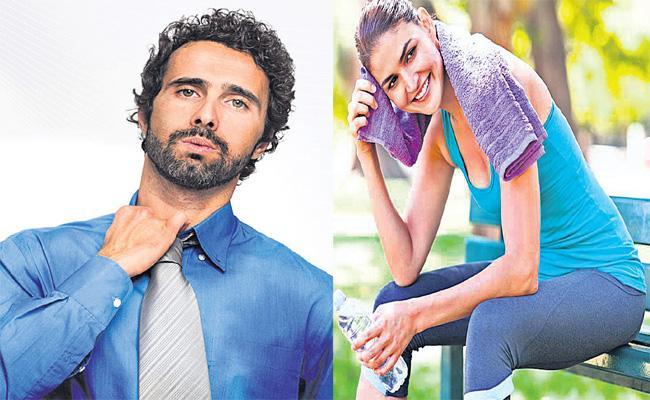 Summer Season Body sweat Awareness - Sakshi
