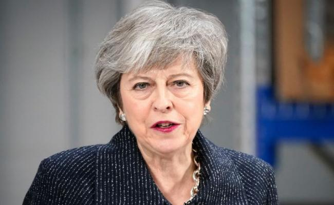 Brexit failure forces British Prime Minister Theresa May to AnnounceResignation - Sakshi