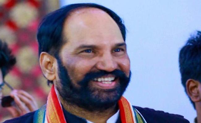 Uttam Kumar Reddy won the Lok Sabha election - Sakshi