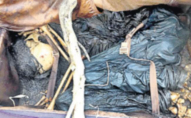 Women Dead Body Found in Suitcase in Hyderabad - Sakshi
