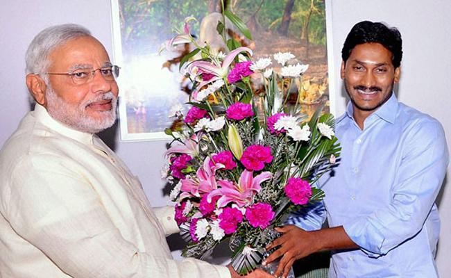 YS Jagan Mohan Reddy To Meet PM Modi in Delhi Tomorrow - Sakshi