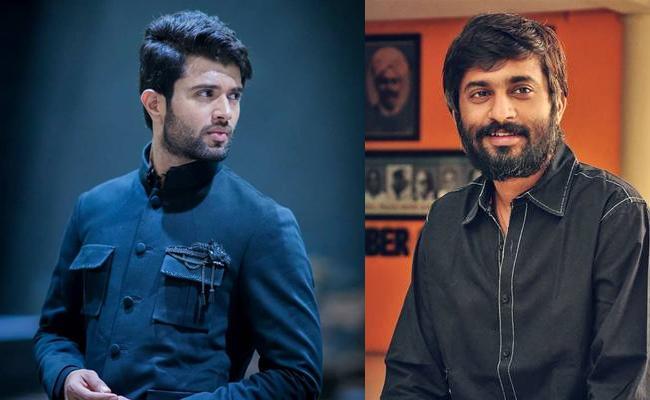 Hanu Raghavapudi Next Movie With Vijay Devarakonda - Sakshi