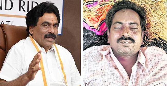 Lagadapati Rajagopal Survey Claims Man Life - Sakshi