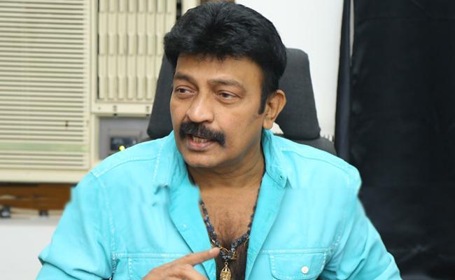 Rajasekhar Comments On Pawan Kalyan - Sakshi