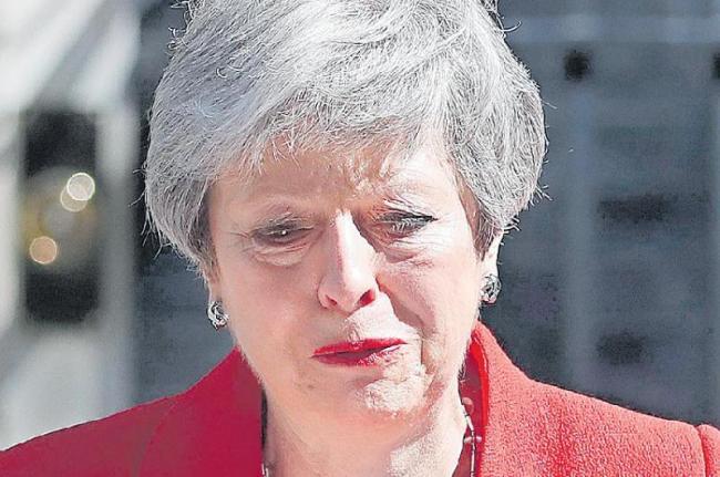 Theresa May to resign as UK Prime Minister - Sakshi
