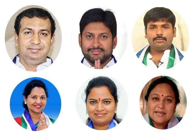 First Time MLAs in Andhra Pradesh Assembly - Sakshi