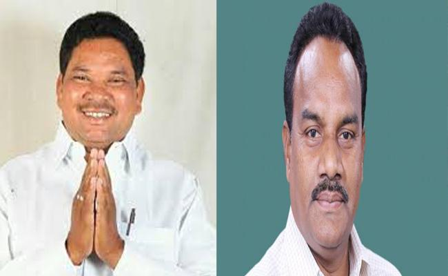BJP And Congress Party Leaders  Talk On Lok Sabha Elections Results - Sakshi